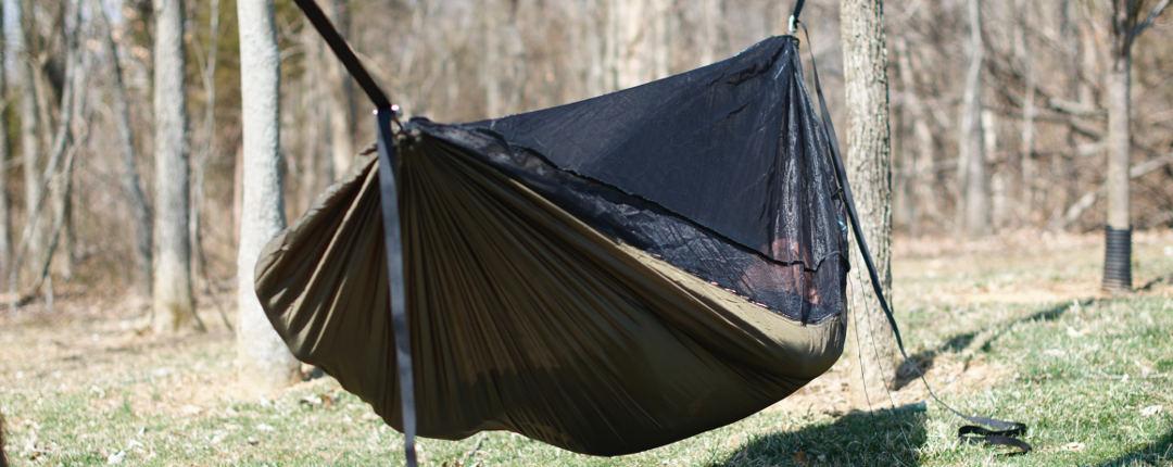 how to make a camping hammock
